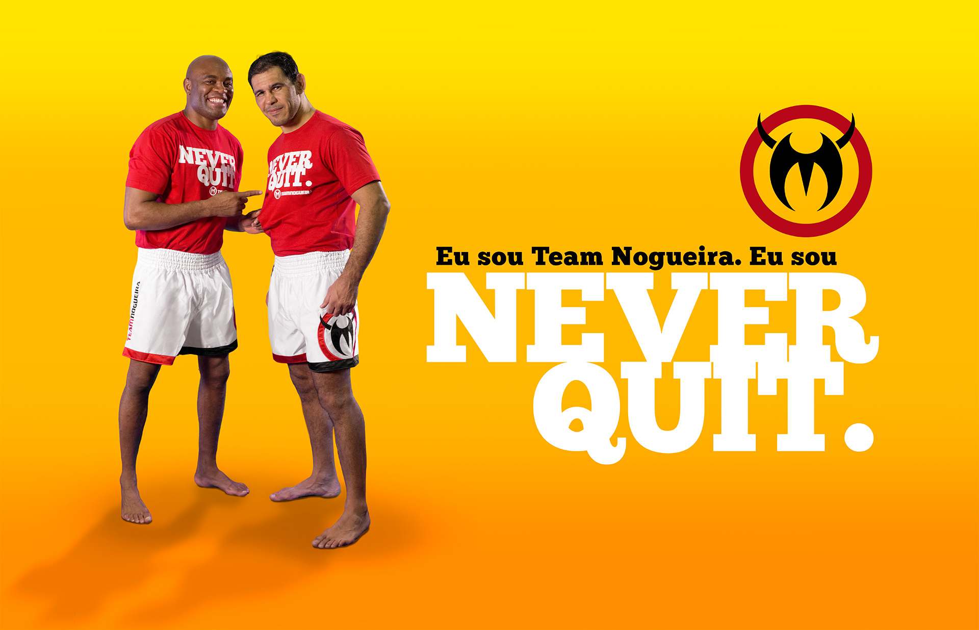 Team Nogueira - Never Quit